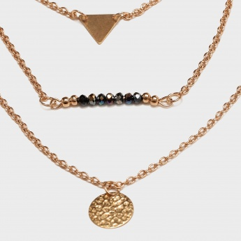 TONIQ Three Layer Necklace