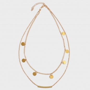 TONIQ Double Layer Necklace