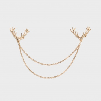 TONIQ Reindeer Collar Chain