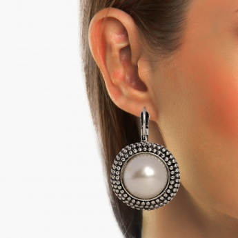TONIQ Contemporary Hoop Earrings