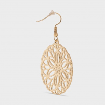 TONIQ Filigree Drop Earrings