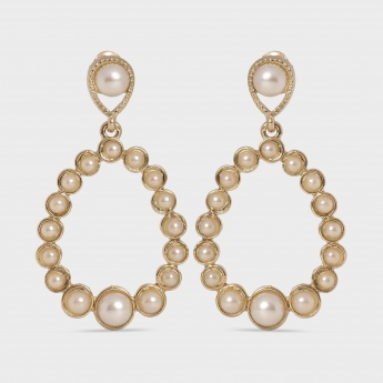 TONIQ Pearl Drop Earrings