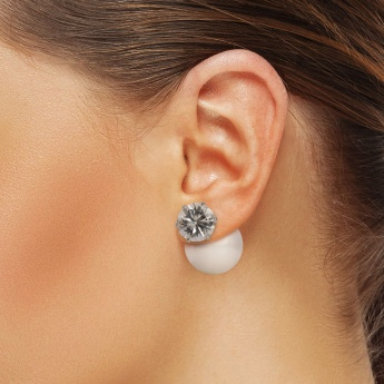TONIQ Double Trouble Earrings