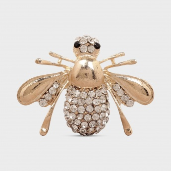 TONIQ Honey Bee Brooch