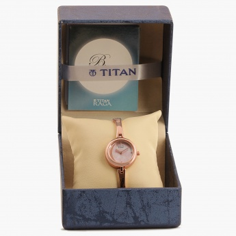 TITAN Raga 2553WM01 Analog Watch