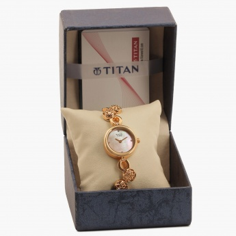 TITAN Raga 311YM15 Analog Watch