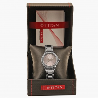 TITAN Purple 95024SM02J Analog Watch