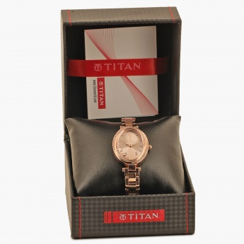 TITAN Purple 95025WM01J Analog Watch