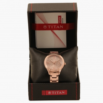 TITAN Purple 95027WM01J Analog Watch