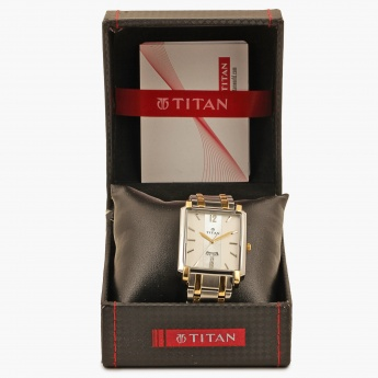 TITAN Regallia NF1506BM01 Analog With Day & Date Watch