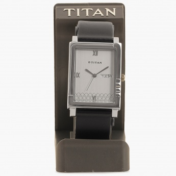 TITAN Regallia NF1508SL01 Analog With Day & Date Watch