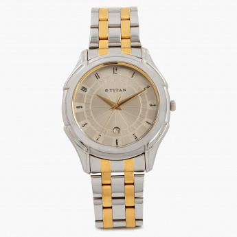 TITAN Regallia NF1558BM03 Analog With Date Watch