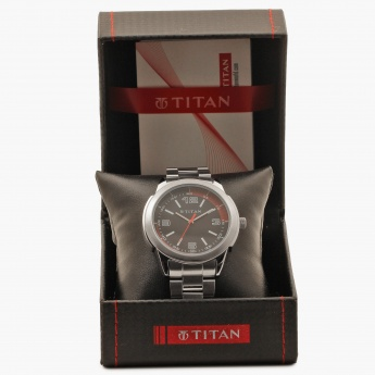 TITAN Octane NF1585SM02 Analog Watch