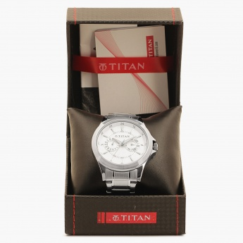 TITAN Octane NF9323SM01B Multifunction Watch
