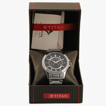 TITAN Octane NF9323SM02B Multifunction Watch