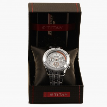 TITAN Octane NF9324SM01J Chronograph Watch