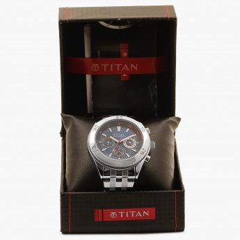 TITAN Octane NF9324SM04J Chronograph Watch