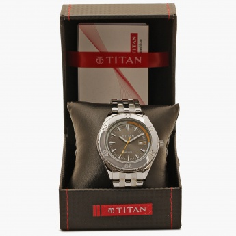 TITAN Octane NF9324SM06J Analog With Date Watch