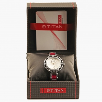 TITAN Purple NF9924SL02J Analog Watch