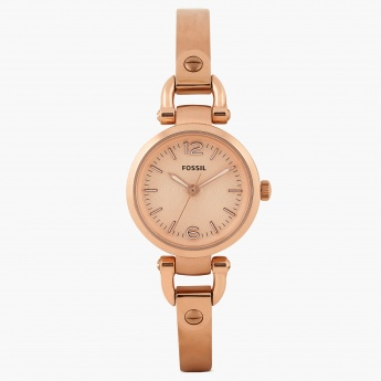 FOSSIL Georgia ES3268I Analog Watch