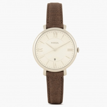 FOSSIL Jacqueline ES3708I Analog With Date Watch