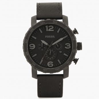 FOSSIL Nate JR1354I Chronograph Watch