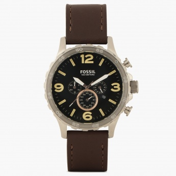 FOSSIL Nate JR1475I Chronograph Watch