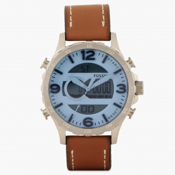 FOSSIL Nate JR1492I Analog-Digital Watch