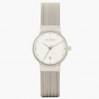 SKAGEN Ancher 355SSS1I Analog With Date Watch