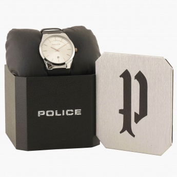 POLICE PL14211JS04BJ Analog Watch