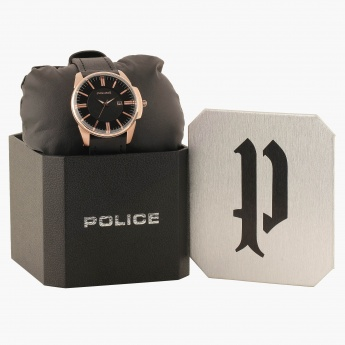 POLICE PL14384JSR02J Analog Watch