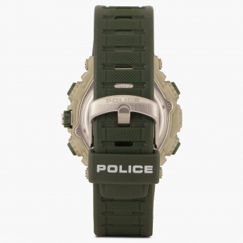 POLICE PL14679JPGN19J Analog-Digital Watch