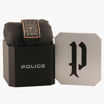 POLICE PL13077MPBR02J Analog Watch