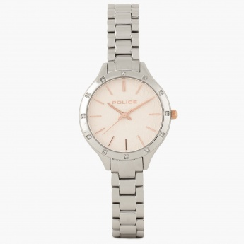 POLICE PL14632BS04MJ Analog Watch