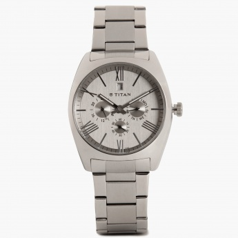 TITAN Steel Collection 9476SM01J Chronograph Watch