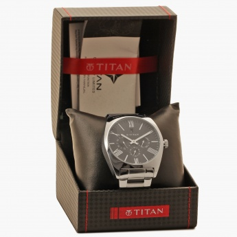 TITAN Steel Collection 9476SM02J Chronograph Watch