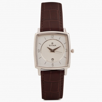TITAN Classique NE9159SL01A Analog with Date Watch