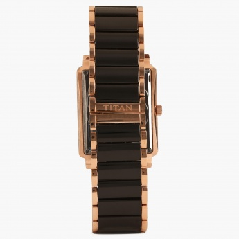 TITAN Regallia 90013WD01J Analog with Date Watch