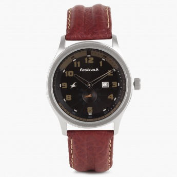 FASTRACK NF3001SL05 Analog with Date Watch