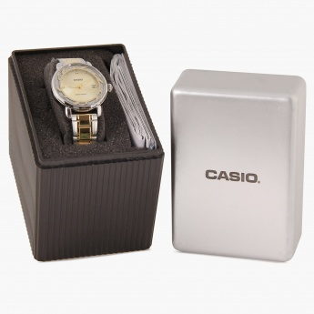 CASIO A1045 Analog with Date Watch