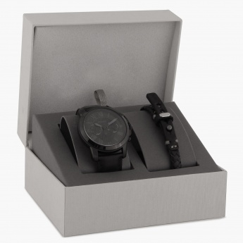 FOSSIL Grant FS5147SET Chronograph Watch