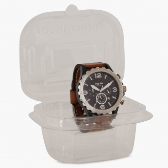 FOSSIL Nate JR1504I Chronograph Watch