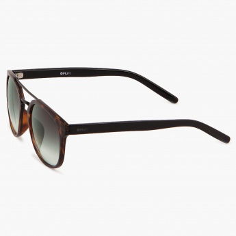 OPIUM OP-1433-C03 Brow Bar Sunglasses