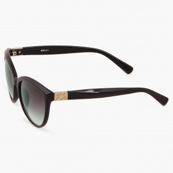 OPIUM OP-1434-C01 Cat-Eye Sunglasses