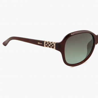 OPIUM OP-1305-C07 Oversized Sunglasses