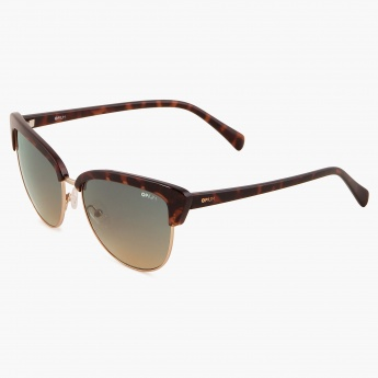 OPIUM OP-1415-C03 Cat-Eye Sunglasses