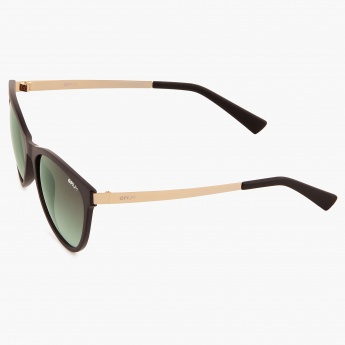 OPIUM OP-1417-C02 Cat-Eye Sunglasses