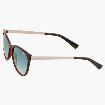 OPIUM OP-1417-C04 Cat-Eye Sunglasses