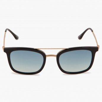 OPIUM OP-1407-C02 Brow Bar Sunglasses