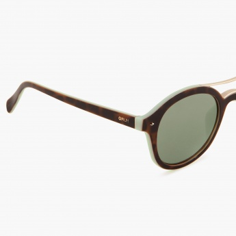 OPIUM OP-1419-C03 Brow Bar Sunglasses